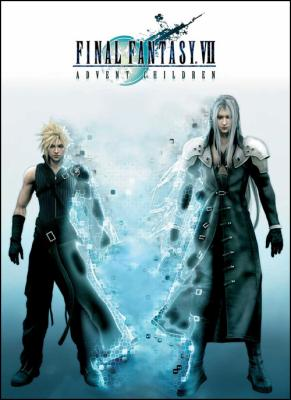 Final Fantasy 7: advent children [the second movie] et le 7e jeux de la série