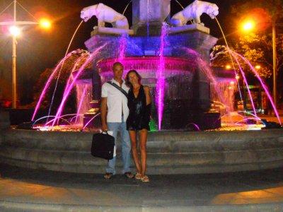 vacances 2010 au cap  avec mon ex