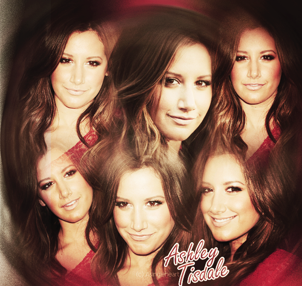 ||| Asingleheart ♥ Article N°1: Ashley Tisdale |||