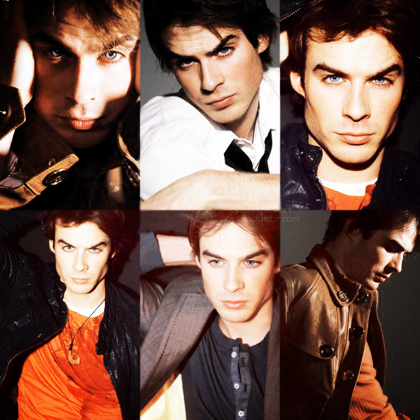 ||| Asingleheart ♥ Article N°2: Ian Somerhalder  |||