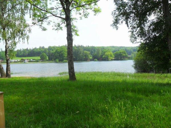 promenade au lac de bouzey