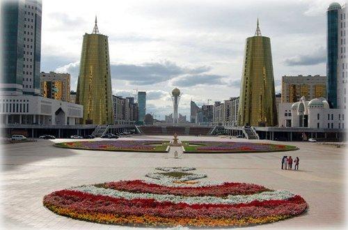 ASTANA: UNE PUISSANCE MACONNIQUE DU N.W.o_O