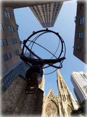 Rockefeller Center: Atlas