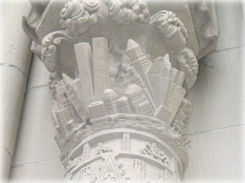 Cathédrale Saint-Jean le Divin: Un peu plus d'infos et d'explications