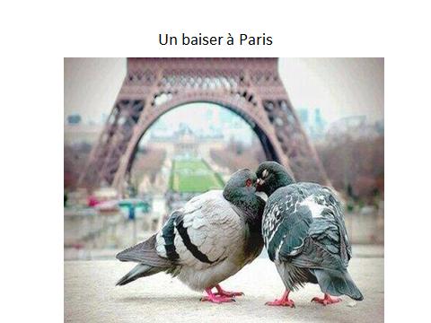 un bisou de Paris