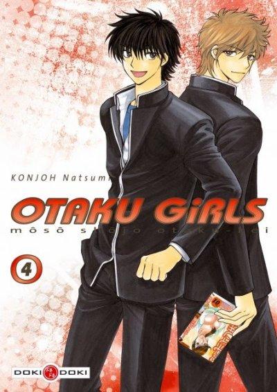 - 妄想少女オタク系      ( Mōsō shōjo otaku-kei = Otaku girls)