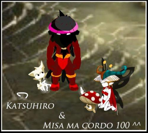 Katsu & ma Cordo Misa.
