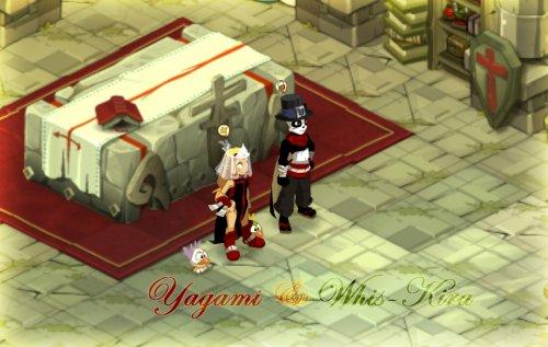 Whis-kira et Yagami, mariés.