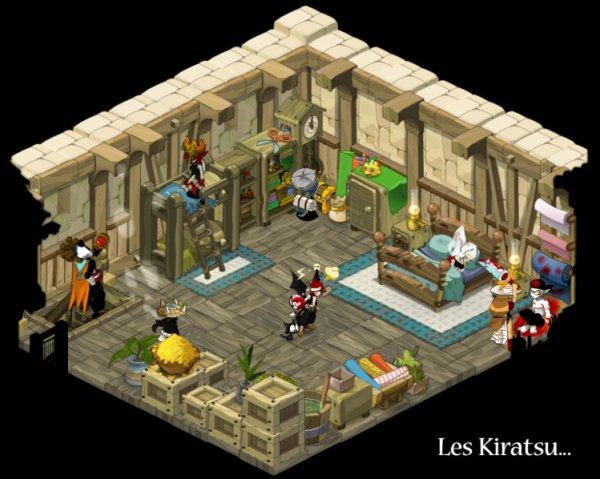L'évolution des Kiratsu.