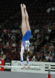 Gymnastique artistique féminin Barre acimétrique