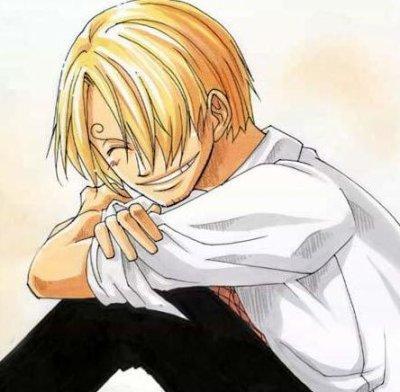 """Sanji Enfin tout le monde l'apel """"Prince Sanji"""" !"""