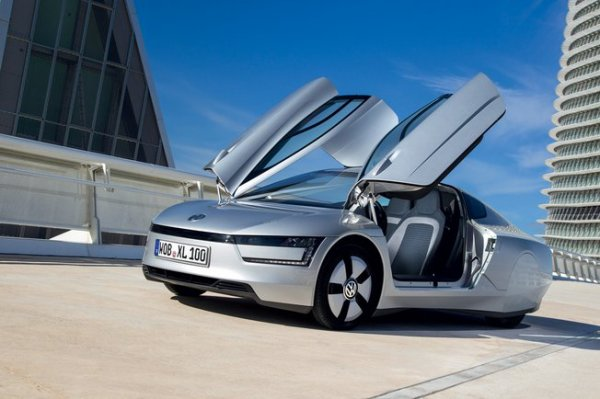 Salon Genève 2013 : Volkswagen XL1