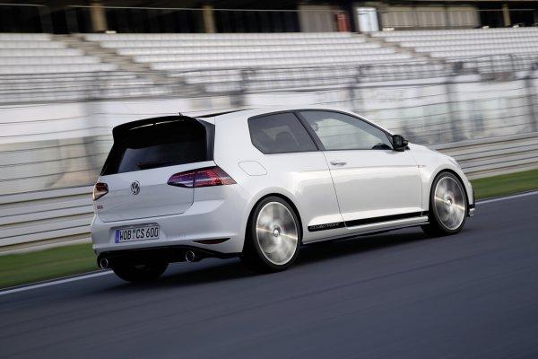 Salon Francfort 2015 : Volkswagen Golf GTI Clubsport