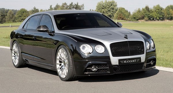 Mansory Bentley Continental Flying Spur