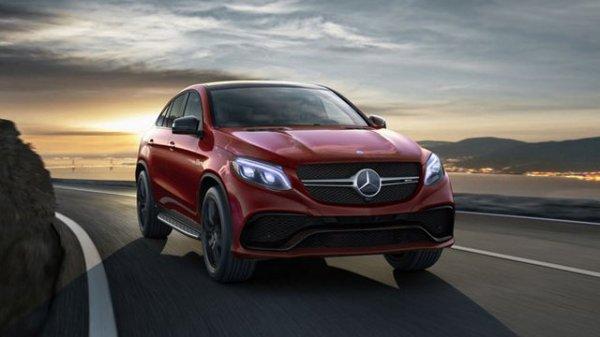 Mercedes : les futurs crossovers et SUV plus légers
