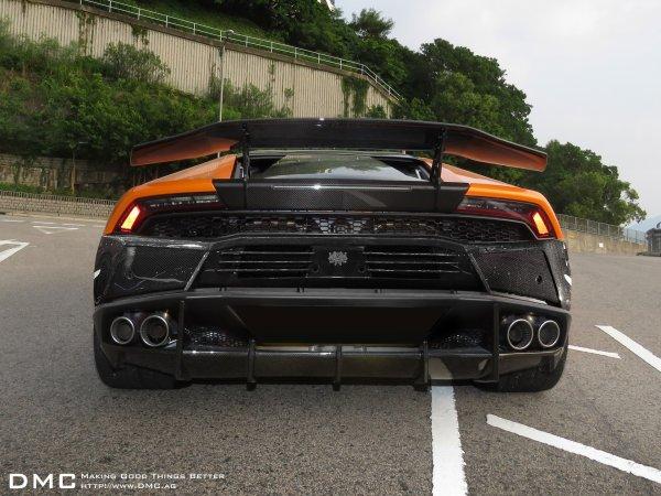 DMC Lamborghini Huracan LP1088 E-GT