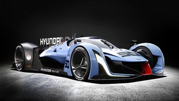 Hyundai envisage de produire une supercar à moyen terme