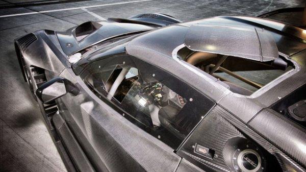 La Corvette C7 GT3-R de Callaway dévoilée