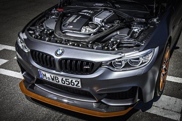 BMW officialise la M4 GTS