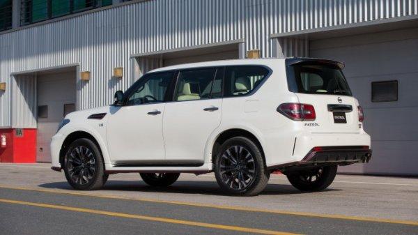 Nissan présente une version Nismo de son Patrol