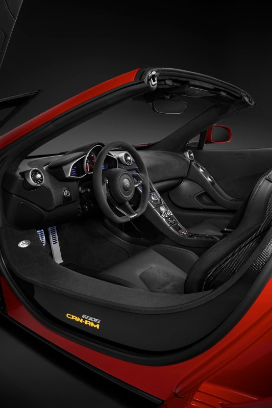 Limited McLaren 650S Can-Am