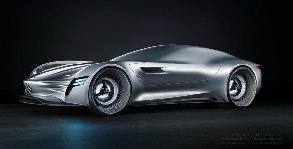 Mercedes-Benz SL|PURE Concept