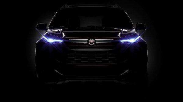 Fiat Toro, première image officielle