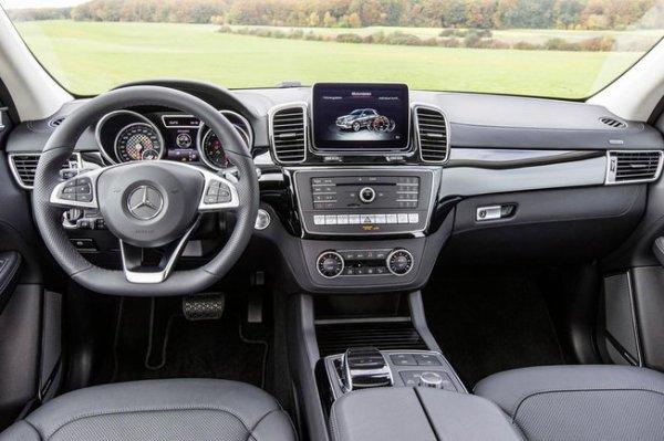 Mercedes GLE 450 AMG: avec le V6 biturbo de 367 chevaux