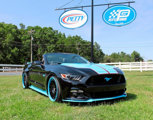 Ford Mustang GT King Limited Edition By Petty Garage