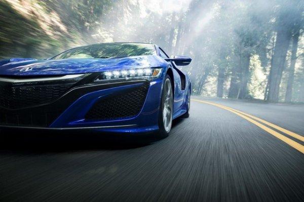 Honda NSX : les détails techniques officiels
