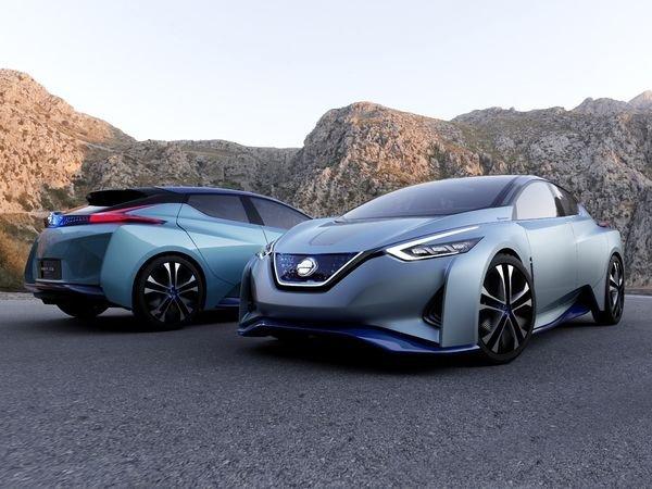 Salon de Tokyo 2015 - Nissan présente le concept IDS