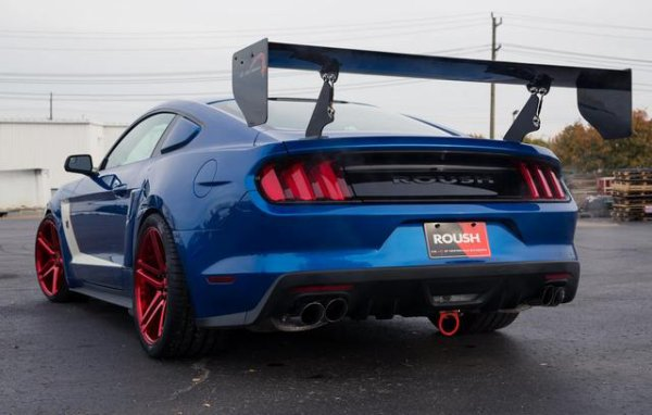 SEMA 2015 : Roush Performance et une Ford Mustang