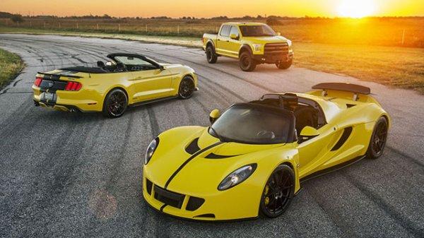 SEMA 2015 : La Venom GT passe à 1 470 ch
