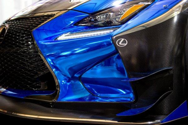 La Lexus GT3 de F Performance