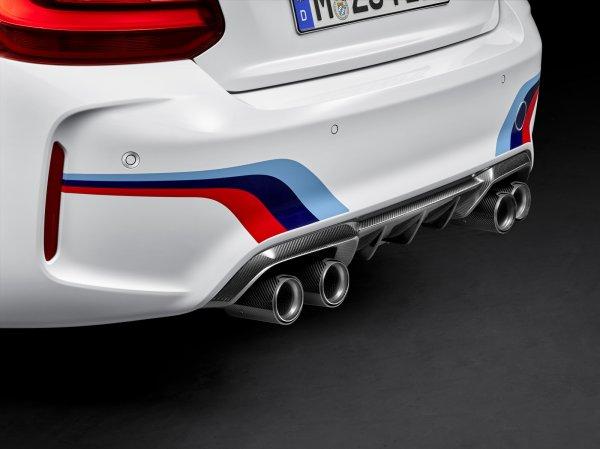 SEMA 2015 : BMW M Performance M2 Coupé et M4 Coupé