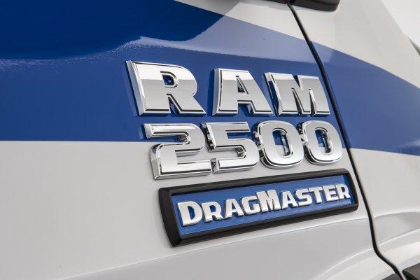 SEMA 2015 : Mopar RAM ProMaster City DiveMaster And DragMaster