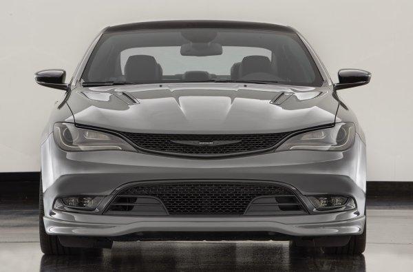 SEMA 2015 : MOPAR Chrysler  200 S