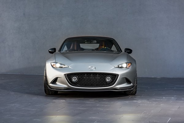 SEMA 2015 : Mazda MX-5 Concepts Lightweight