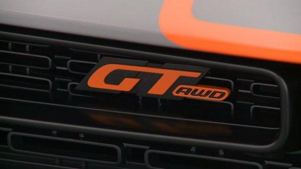 SEMA 2015 : Mopar  Dodge Challenger GT AWD V8