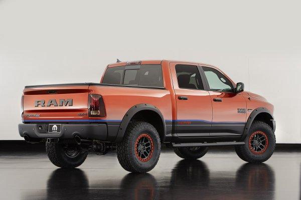 SEMA 2015 : Mopar RAM 1500 Rebel X Concept