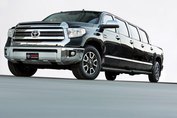 "SEMA 2015 : Toyota ""Tundrasine"""