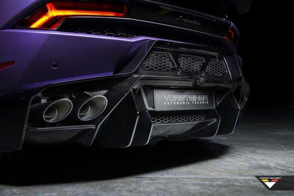 SEMA 2015 : Vorsteiner et une Lamborghini Huracán LP 610-4
