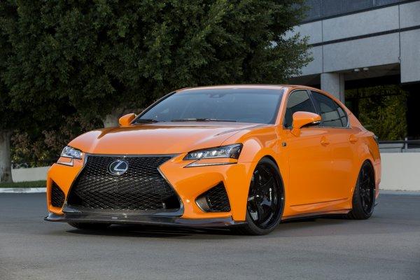 SEMA 2015 : Lexus GS F et RC F