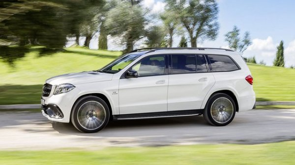 Mercedes GLS : jusqu'à 146 000 ¤