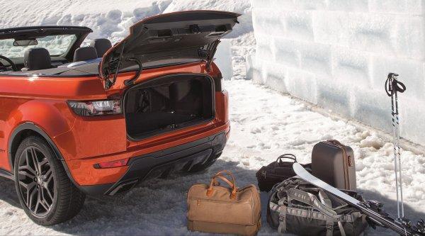 Los Angeles 2015 : Range Rover Evoque Cabrio