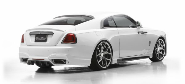 Wald International's Rolls-Royce Wraith