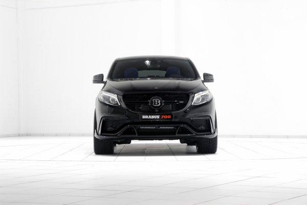 Salon de Dubaï : Brabus 700 Coupe