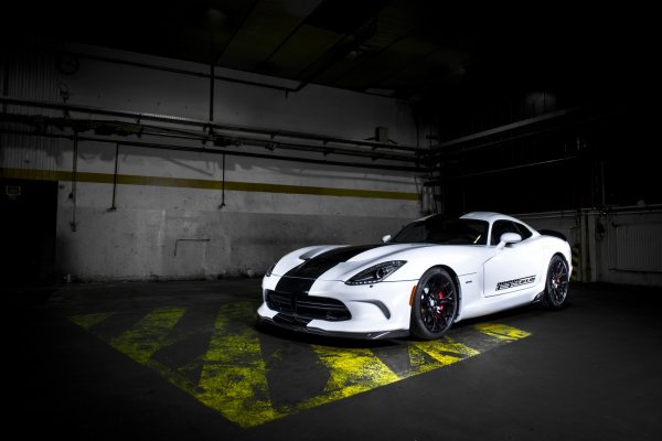700 HP Geiger-Tuned Viper