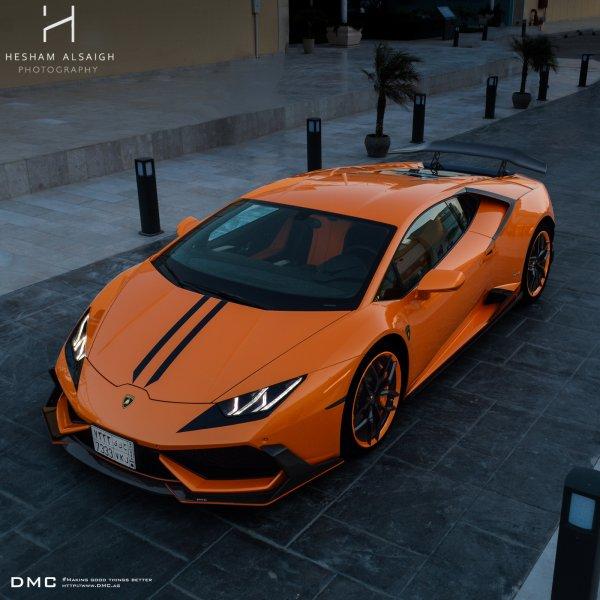 Lamborghini Huracan By DMC