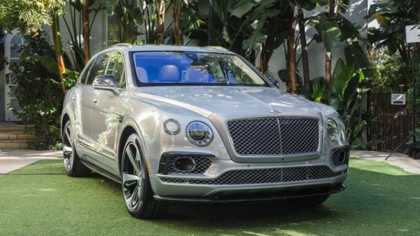 Bentley Bentayga First Edition : toujours plus premium